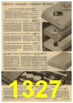 1961 Sears Spring Summer Catalog, Page 1327