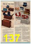 1973 Sears Christmas Book, Page 137