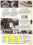 1969 Sears Spring Summer Catalog, Page 751