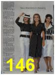 1984 Sears Spring Summer Catalog, Page 146