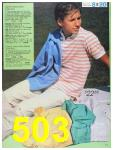 1988 Sears Spring Summer Catalog, Page 503
