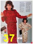 1986 Sears Fall Winter Catalog, Page 37