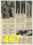 1965 Sears Fall Winter Catalog, Page 467