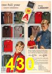 1963 Sears Fall Winter Catalog, Page 430