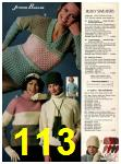 1978 Sears Fall Winter Catalog, Page 113