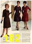 1966 Montgomery Ward Fall Winter Catalog, Page 182