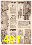 1962 Montgomery Ward Spring Summer Catalog, Page 491