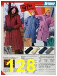 1986 Sears Fall Winter Catalog, Page 128