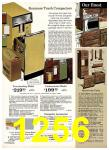 1972 Sears Fall Winter Catalog, Page 1256
