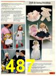 1985 Sears Christmas Book, Page 487
