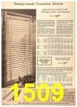 1960 Sears Fall Winter Catalog, Page 1509