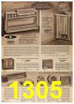 1963 Sears Fall Winter Catalog, Page 1305