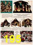1968 Montgomery Ward Christmas Book, Page 195