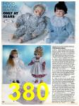 1992 Sears Christmas Book, Page 380