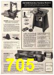 1974 Sears Spring Summer Catalog, Page 705