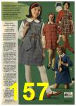 1968 Sears Fall Winter Catalog, Page 157