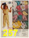 1987 Sears Spring Summer Catalog, Page 257