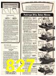 1974 Sears Fall Winter Catalog, Page 827