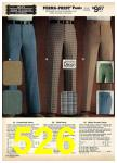 1977 Sears Spring Summer Catalog, Page 526