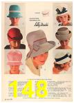1964 Sears Spring Summer Catalog, Page 148