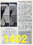 1967 Sears Spring Summer Catalog, Page 1402