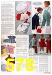 1964 Sears Fall Winter Catalog, Page 578