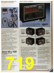 1986 Sears Fall Winter Catalog, Page 719