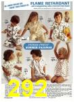 1975 Sears Spring Summer Catalog, Page 292
