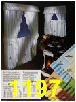 1986 Sears Fall Winter Catalog, Page 1197