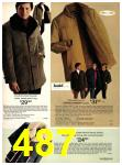 1973 Sears Fall Winter Catalog, Page 487