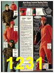 1977 Sears Fall Winter Catalog, Page 1231