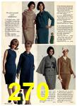 1965 Sears Fall Winter Catalog, Page 270