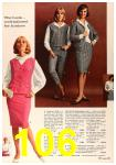 1964 Sears Spring Summer Catalog, Page 106