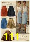 1959 Sears Spring Summer Catalog, Page 111