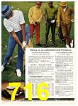 1969 Sears Spring Summer Catalog, Page 716