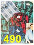 1987 Sears Fall Winter Catalog, Page 490