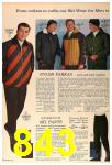 1963 Sears Fall Winter Catalog, Page 843