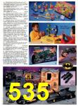 1992 Sears Christmas Book, Page 535