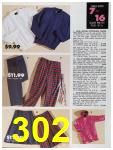 1991 Sears Fall Winter Catalog, Page 302