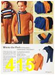 1967 Sears Fall Winter Catalog, Page 415