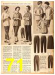 1958 Sears Fall Winter Catalog, Page 71