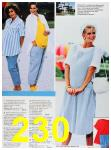 1986 Sears Spring Summer Catalog, Page 230