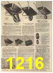 1960 Sears Spring Summer Catalog, Page 1216