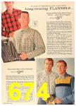 1960 Sears Fall Winter Catalog, Page 674