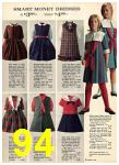 1965 Sears Fall Winter Catalog, Page 94