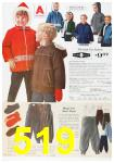 1964 Sears Fall Winter Catalog, Page 519