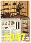 1976 Sears Fall Winter Catalog, Page 1047