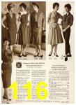 1958 Sears Fall Winter Catalog, Page 116