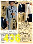 1981 Sears Spring Summer Catalog, Page 436