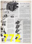 1972 Sears Spring Summer Catalog, Page 772
